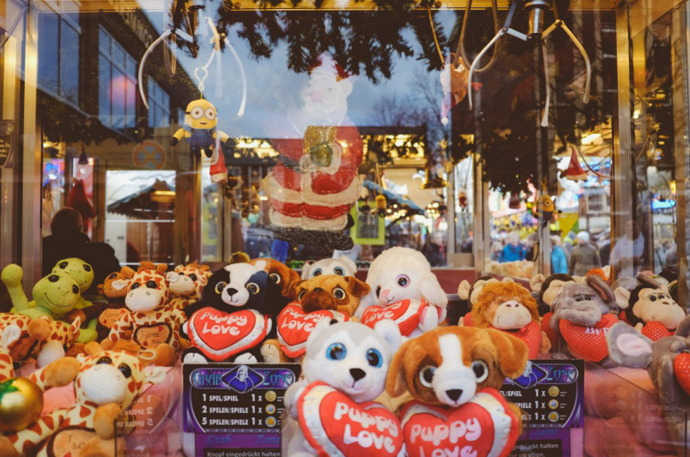 Penang To Ban Toy Claw Machines Because They Can