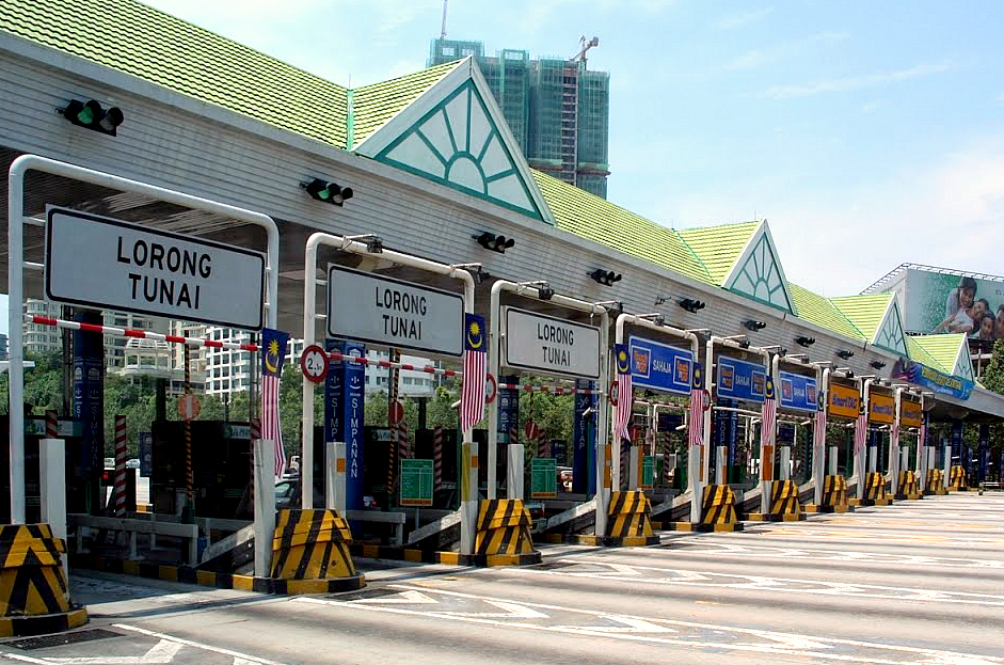 Not All PLUS Toll Plazas Will Have T&G Reload Lanes, So You Better Credit Up!