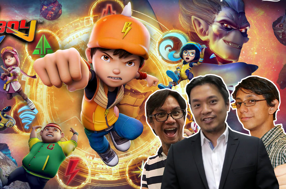 Saving The Galaxy: Making 'BoBoiBoy Movie 2' A Reality