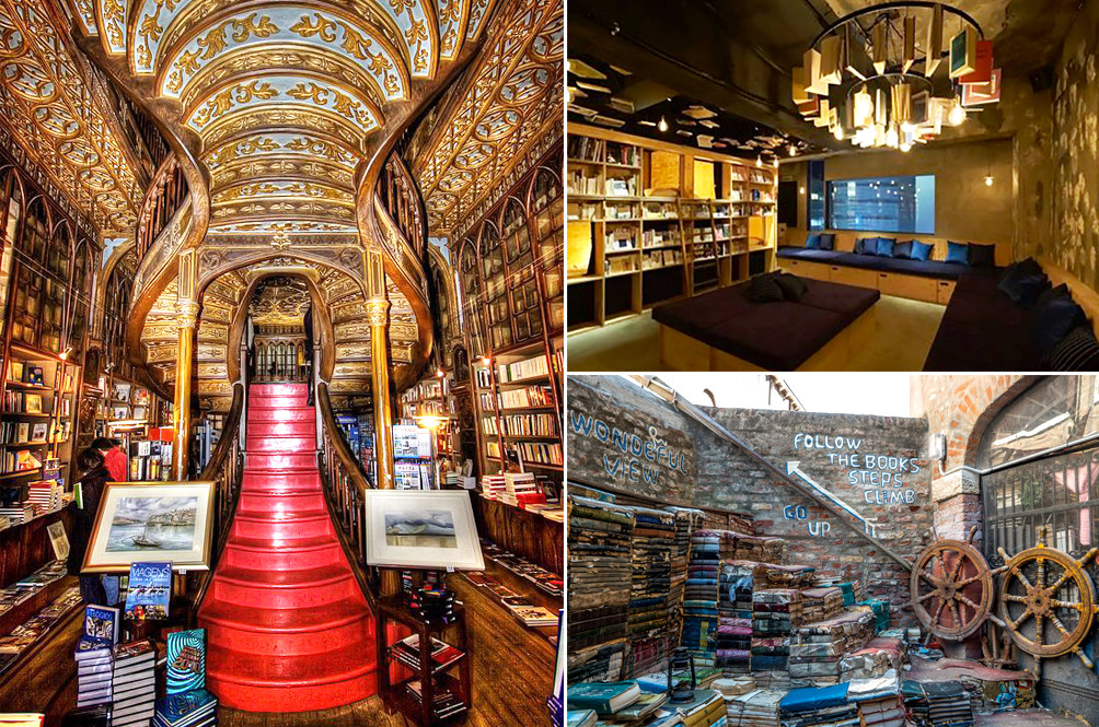10 Bookshops You Must Visit If You Call Yourself A Book Lover