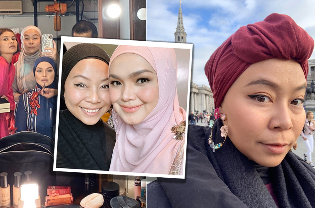 'You Need To Have Passion': The Daily Hustle Of Malaysia's Renowned Celebrity Hijab Stylist