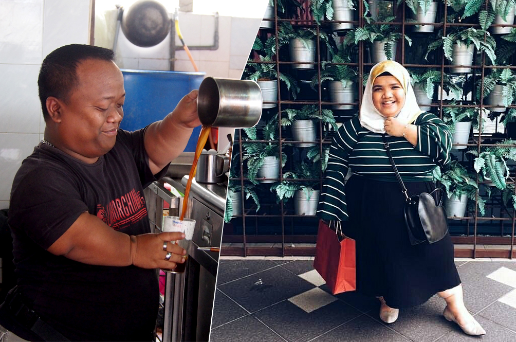 Standing Tall: Malaysia's Little People Take On The Big, Mean World