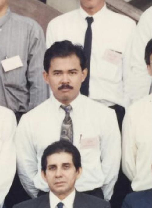 His early days at MET Malaysia.