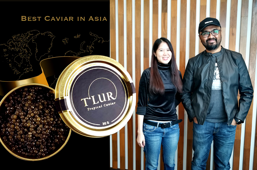 Caviar Is Expensive And Hard To Get, So These Malaysians Made Their Own