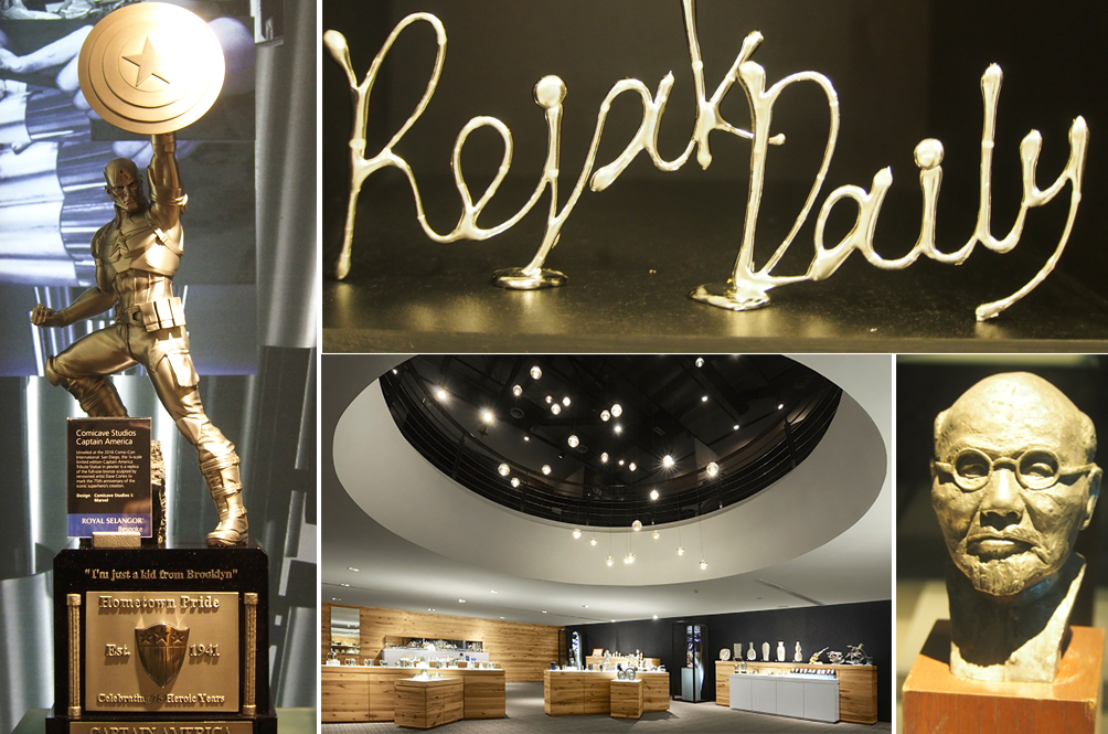 11 Fun And Awesome Things To Do At Royal Selangor's Visitor Centre