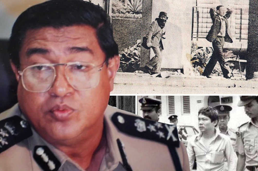 The Extraordinary Adventures Of A Real-Life Malaysian Supercop