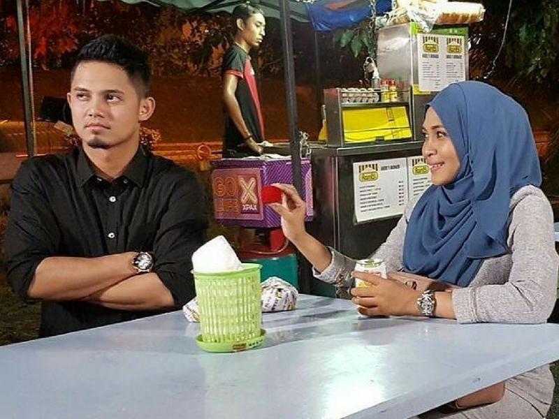 download film malaysia dia semanis honeymoon