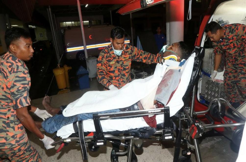Tiga Maut, Empat Cedera Termasuk Jurukamera RTM Dalam Kejadian Tembak Di Pulau Pinang