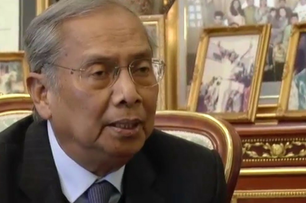 Ketua Menteri Sarawak Meninggal Dunia