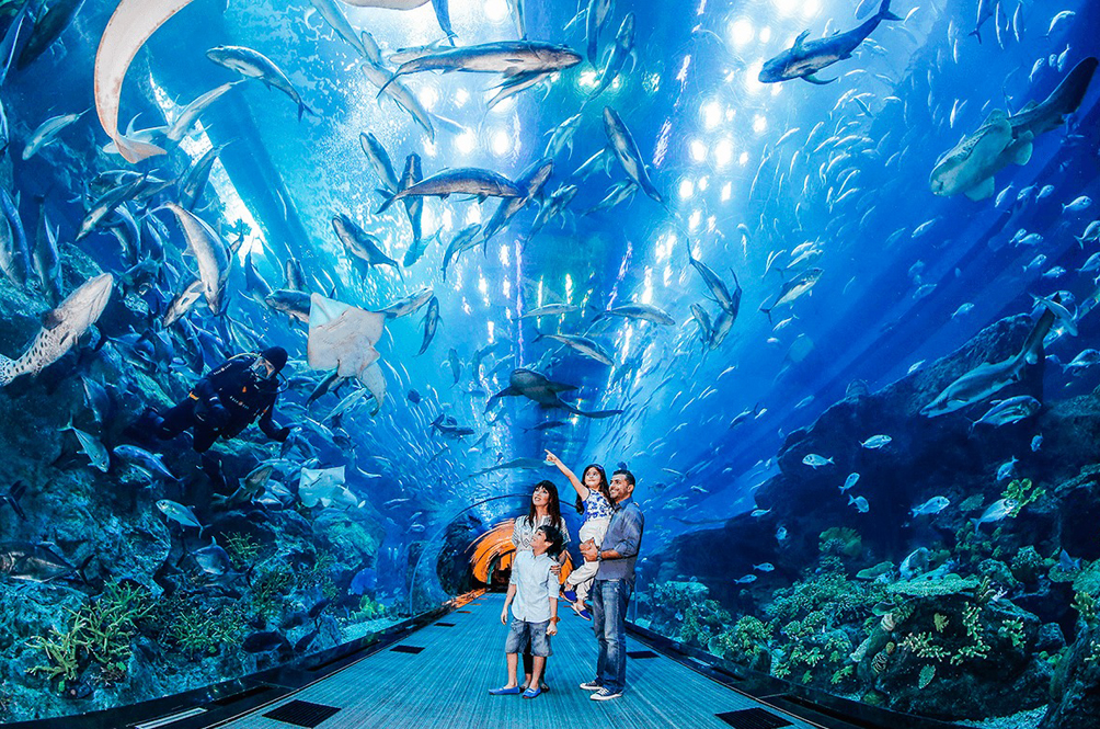 Planning A Family Getaway? Here's Why Dubai Is Low-Key The Ultimate Family Vacation Spot