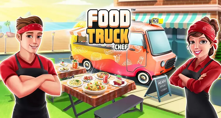 This is your chance to own a food truck.