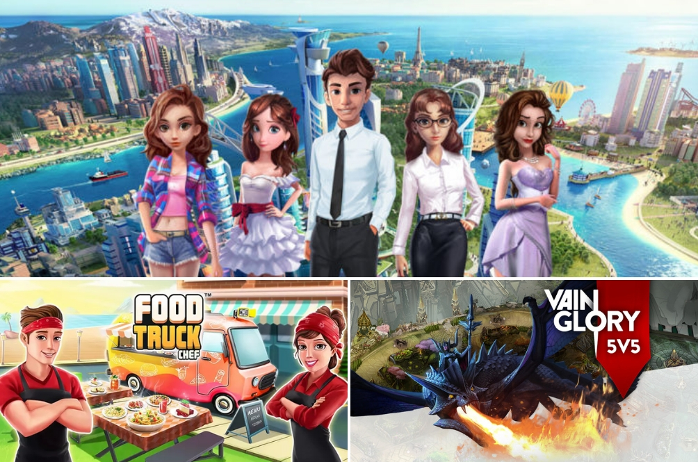 5 Totally Addictive Mobile Games You Need To Download Right Now