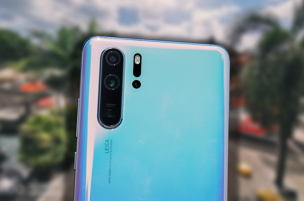 Here's The Easiest Way For You To Win A HUAWEI P30 Pro!