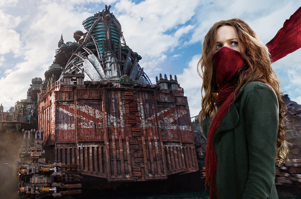 5 Reasons Why 'MORTAL ENGINES' Is The Must-Watch Fantasy Film Of ...