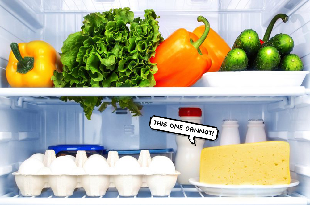 8 Foods You Really Shouldn't Keep In Your Fridge