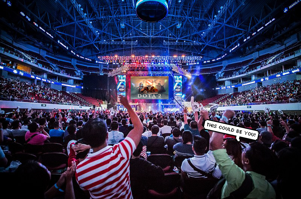 Catch The Dota 2 'KL Major  Tournament' Live For Free With U Mobile!