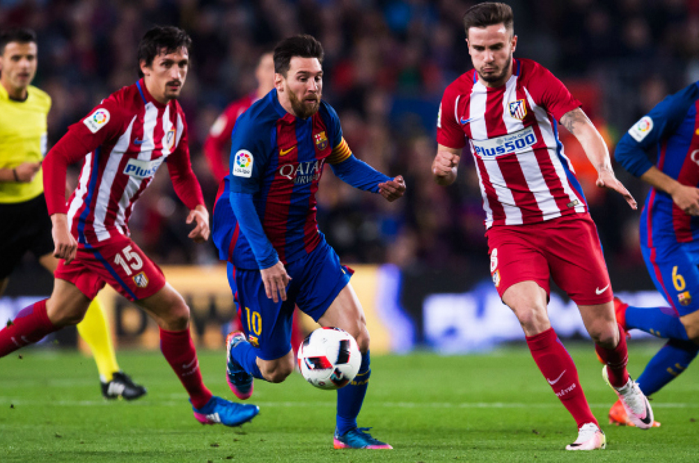 Here's How You Can Watch Atletico Madrid Vs Barcelona Match LIVE In Spain!