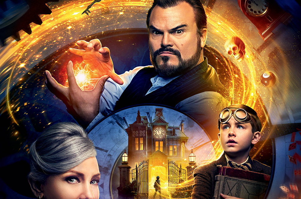 [CONTEST] Win Premiere Screening Passes To 'The House With A Clock In Its Walls'