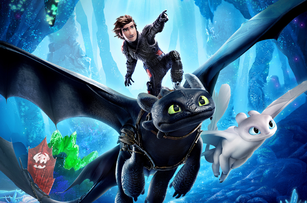 [CONTEST] Win Premiere Screening Passes To Fly With Toothless In 'How To Train Your Dragon 3'