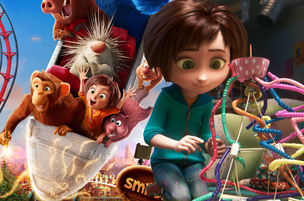 [CONTEST] Win Premiere Screening Passes To Check Out 'Wonder Park'