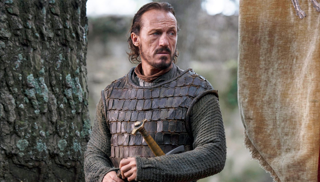 Time to go to work, Bronn!