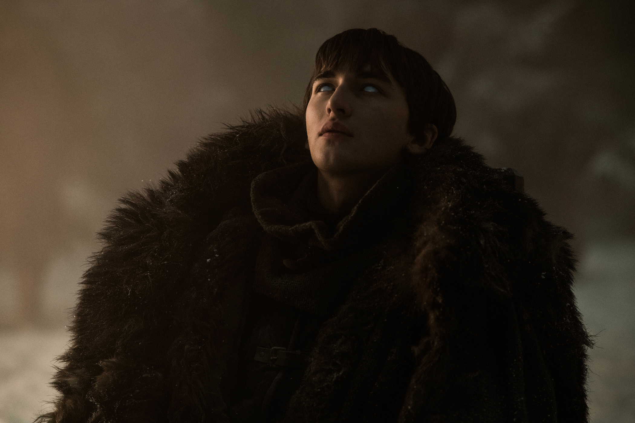 What are you doing, Bran?