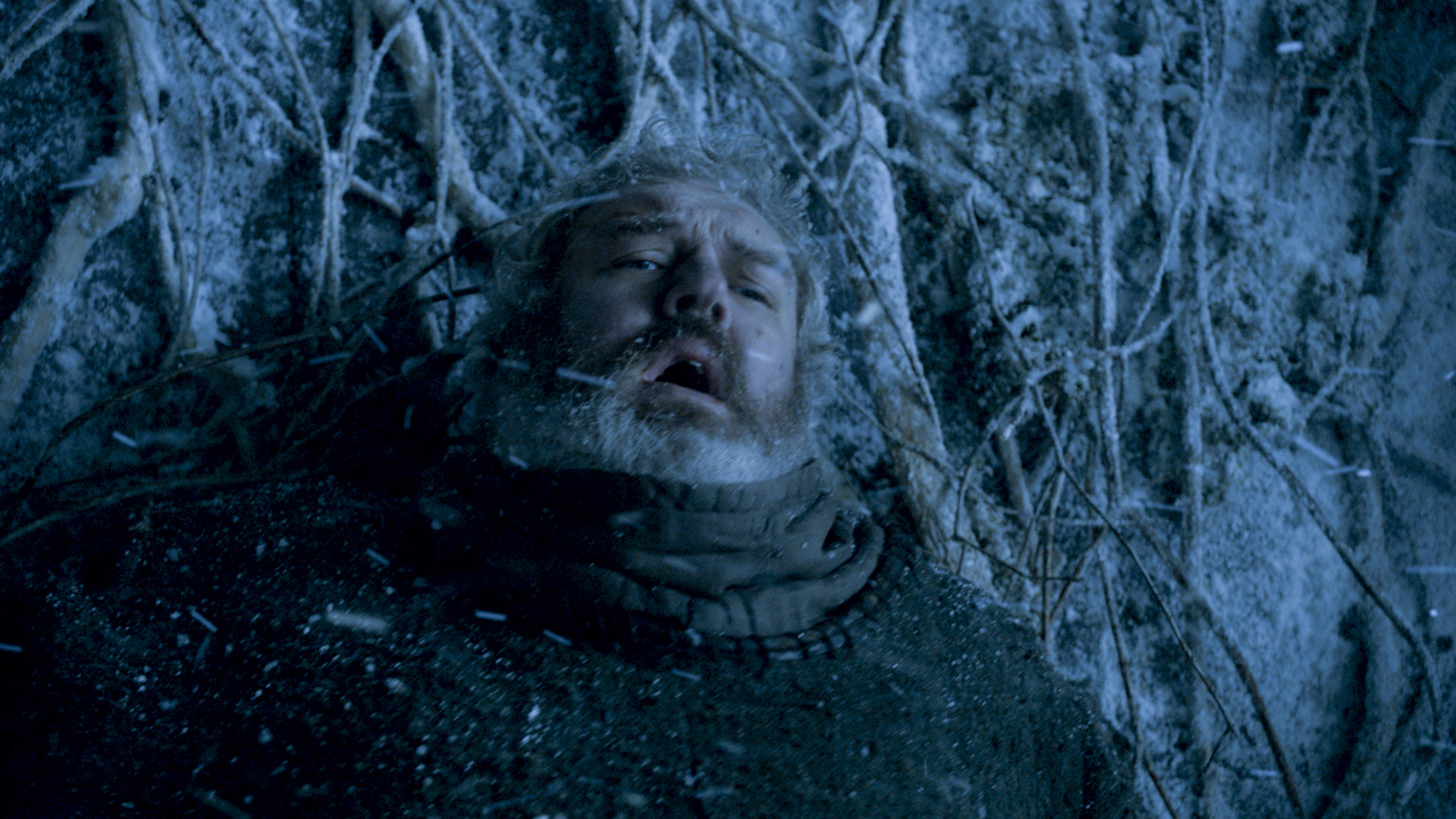 A heroic end for Hodor.