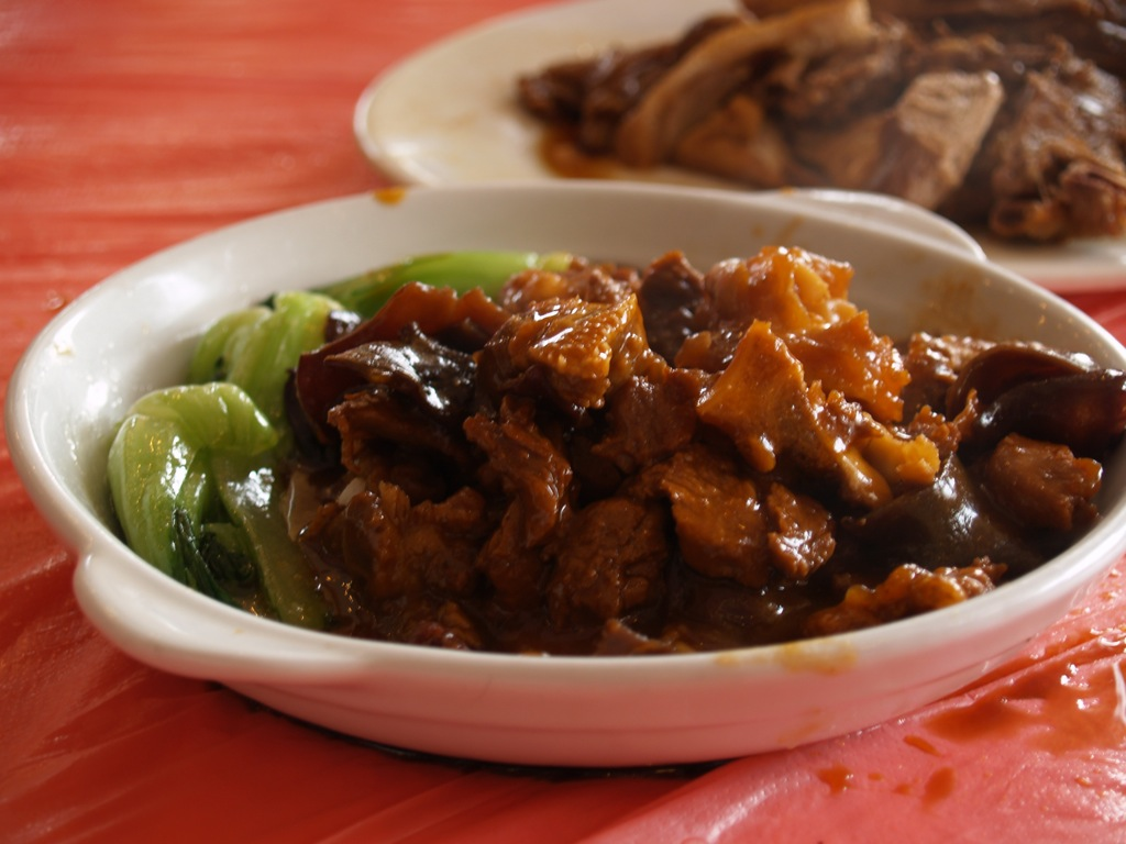 Mutton, Dongshuan-style.