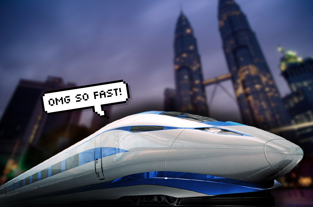 5 Things You Probably Didn't Know About The KL-Singapore High Speed Railway