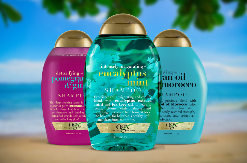 Give Your Hair The Shine It Deserves With This Salon-Inspired Haircare Collection