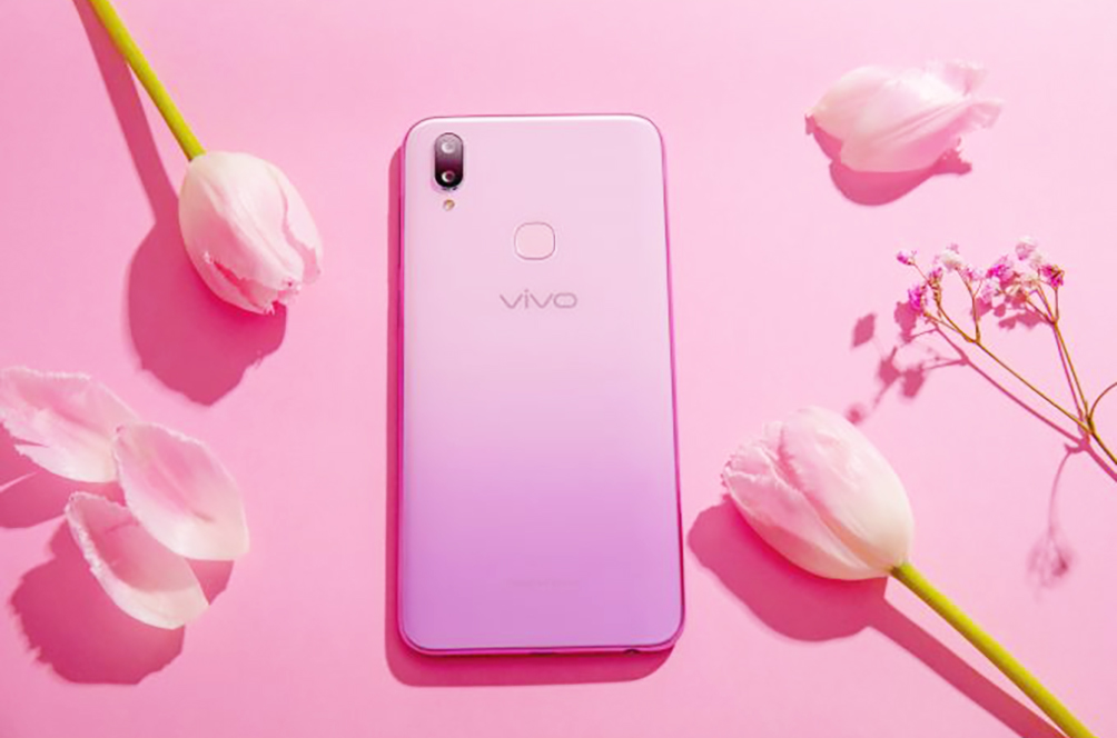 This Fairy Pink Vivo Phone Is Probably The Most Limited Edition Phone In Malaysia