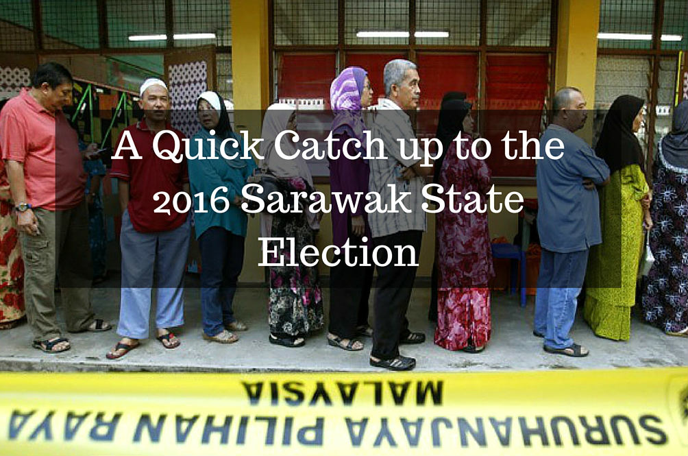 5 Things to Know About the Sarawak State Election