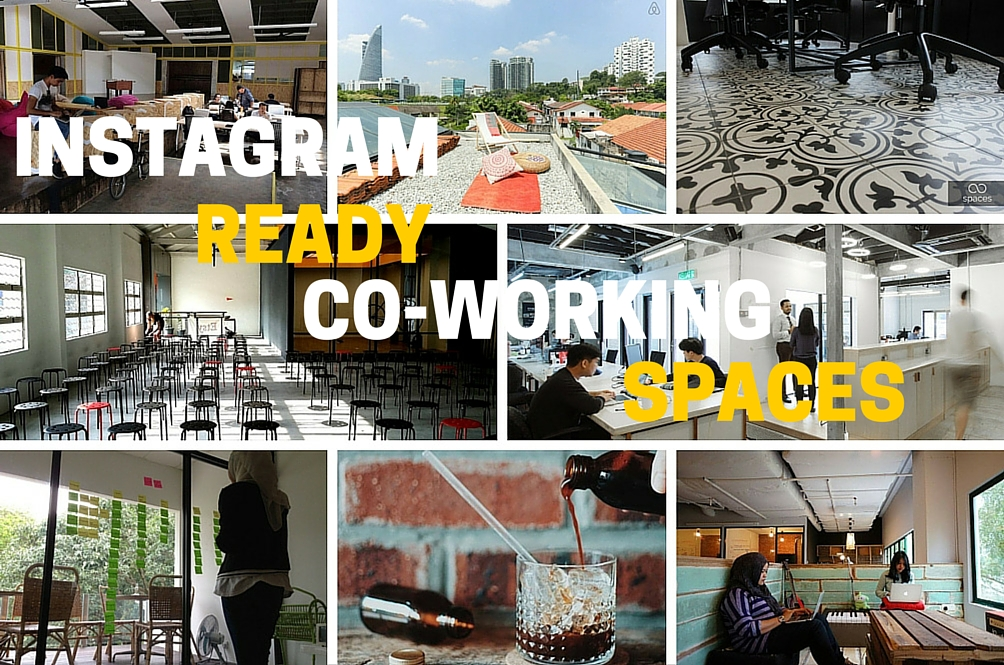 8 of the Best CoWorking Spaces in KL