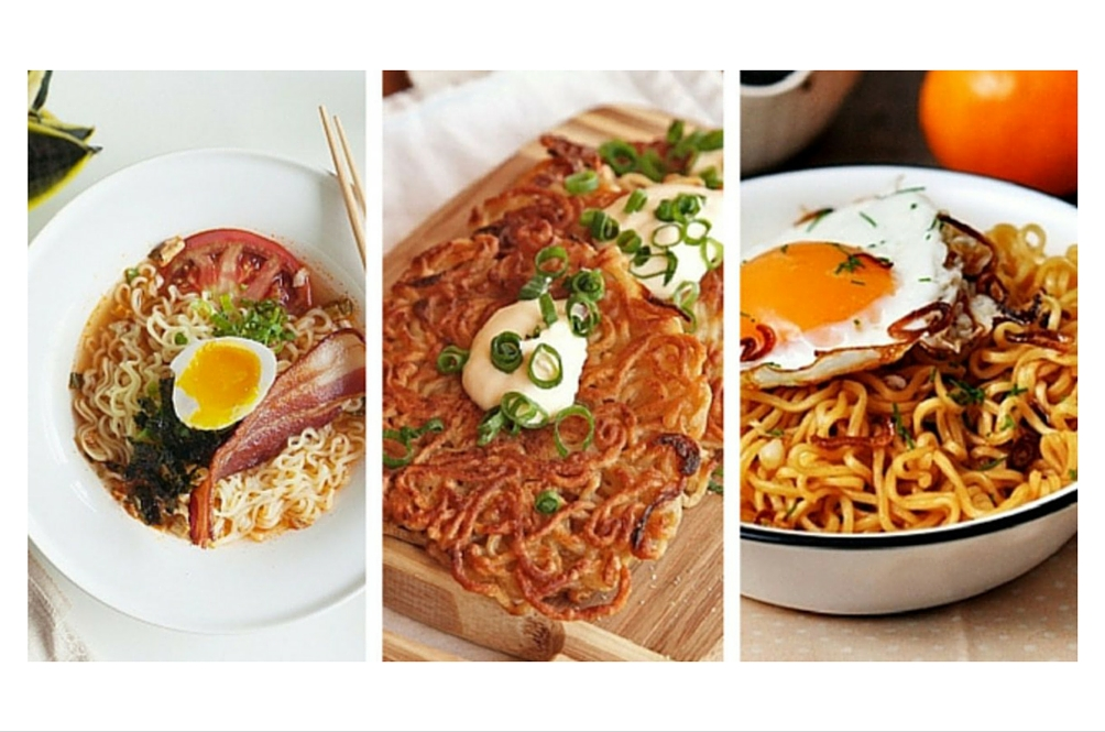 Instant Noodle Variations You Need To Try Before You Die