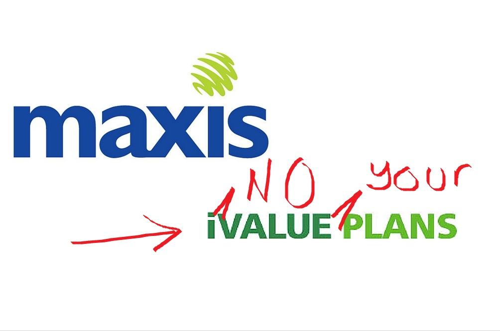 Why Is No One Talking About the Maxis iValue Plans?