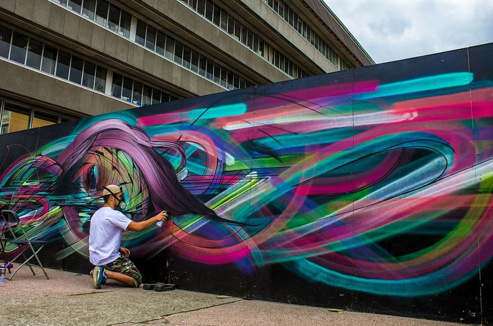 Hargai Karya Street Art