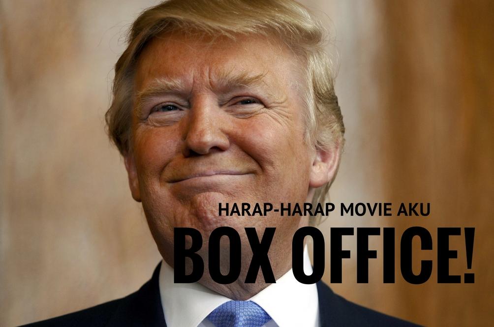 #DonaldTrumpTheMovie Berleluasa Di Media Sosial