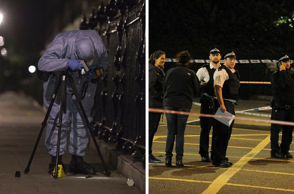 Knife Attack in Central London Kills One and Injures Several