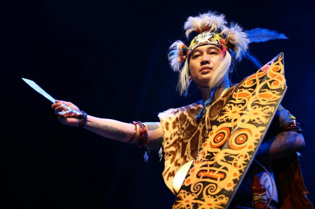 Alunan Muzik Hutan Hujan Kembali Ke Sarawak