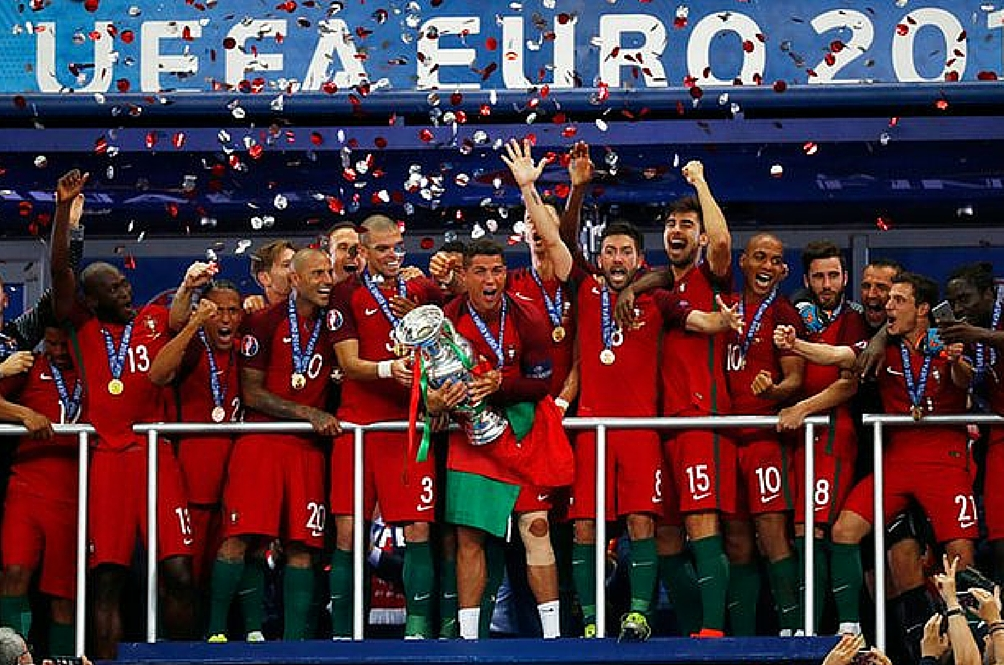How Portugal Became Euro 2016 Football Champions