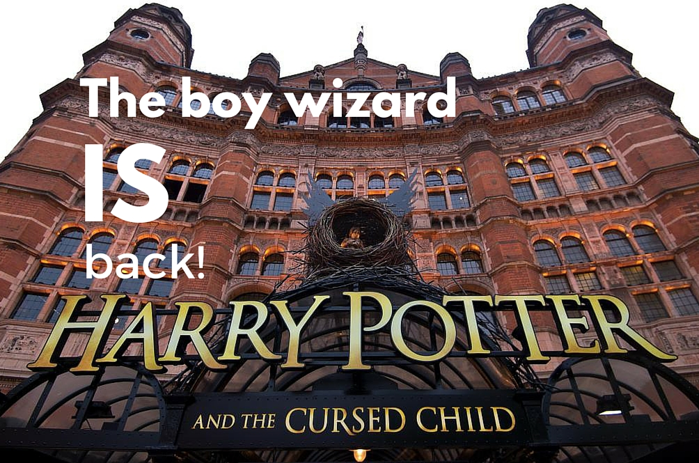 Harry Potter and the Cursed Child Brings Back The Magic