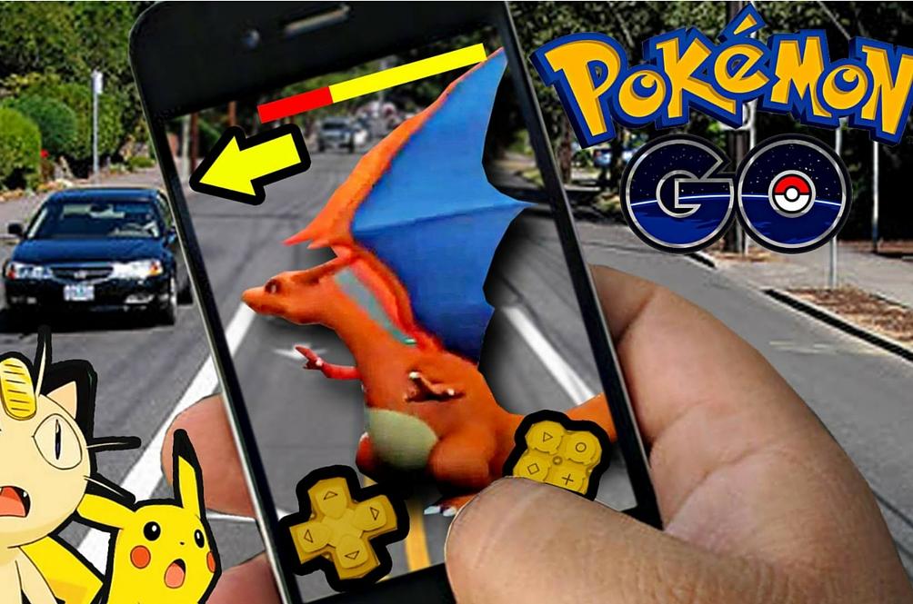 Dua Kemalangan Berlaku Akibat Bermain Pokemon Go