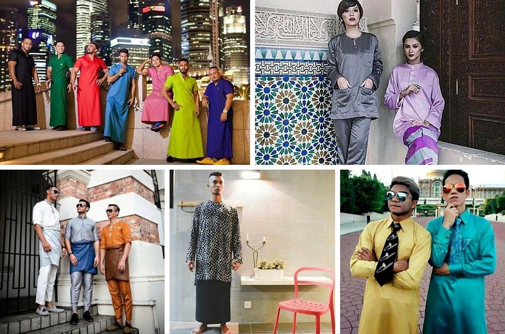7 Fesyen Pelik Yang Perlu Anda Elak Di Aidilfitri