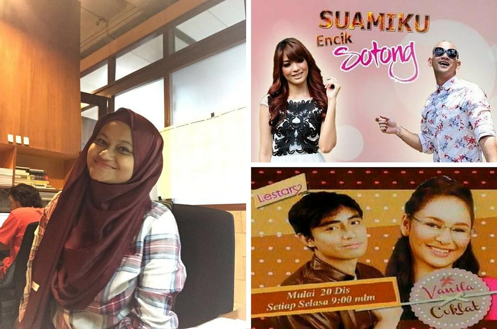 Bagaimana Gadis Ini Bergelar Penulis Skrip Drama Popular