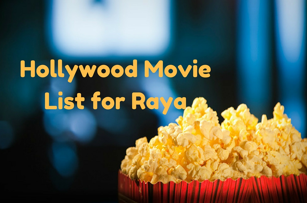 We Recommend These Hollywood Movies to Watch During Raya!