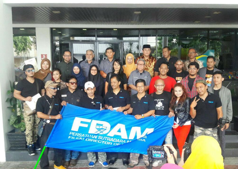 Kembara Amal FDAM Capai Matlamat Turun Padang