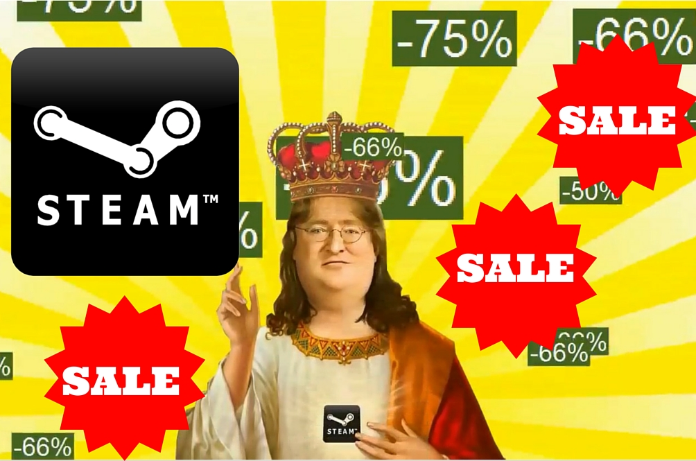 Steam Summer Sale is ON Till July 4th!