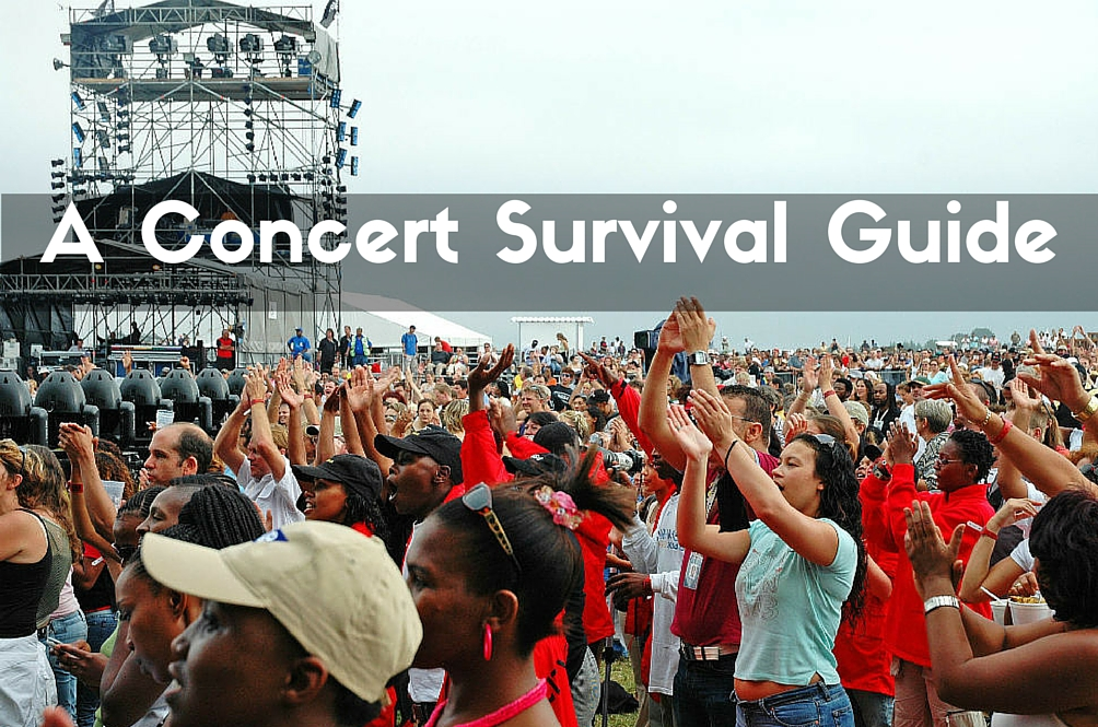 Concert Hacks for Music Lovers