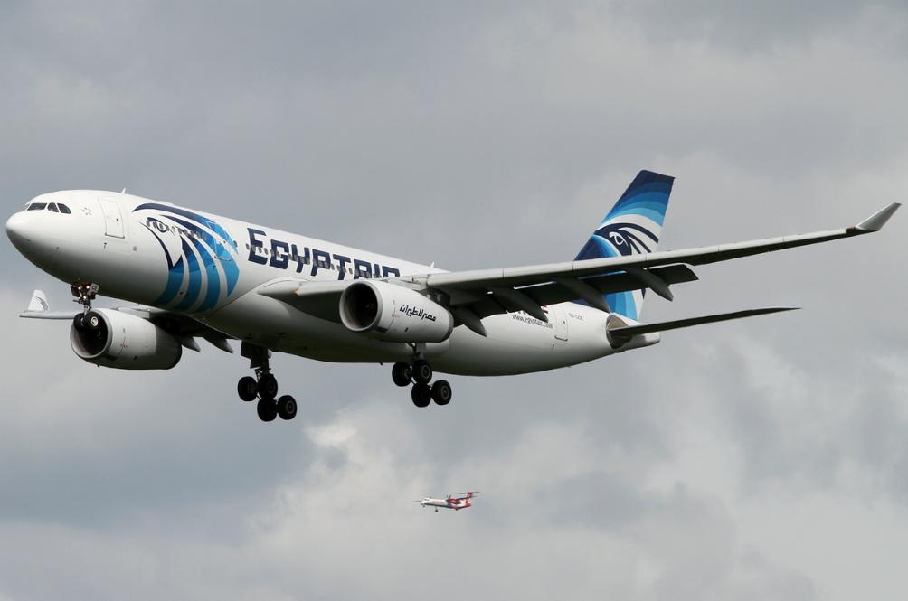 [TERKINI] Pesawat EgyptAir Hilang Dari Radar
