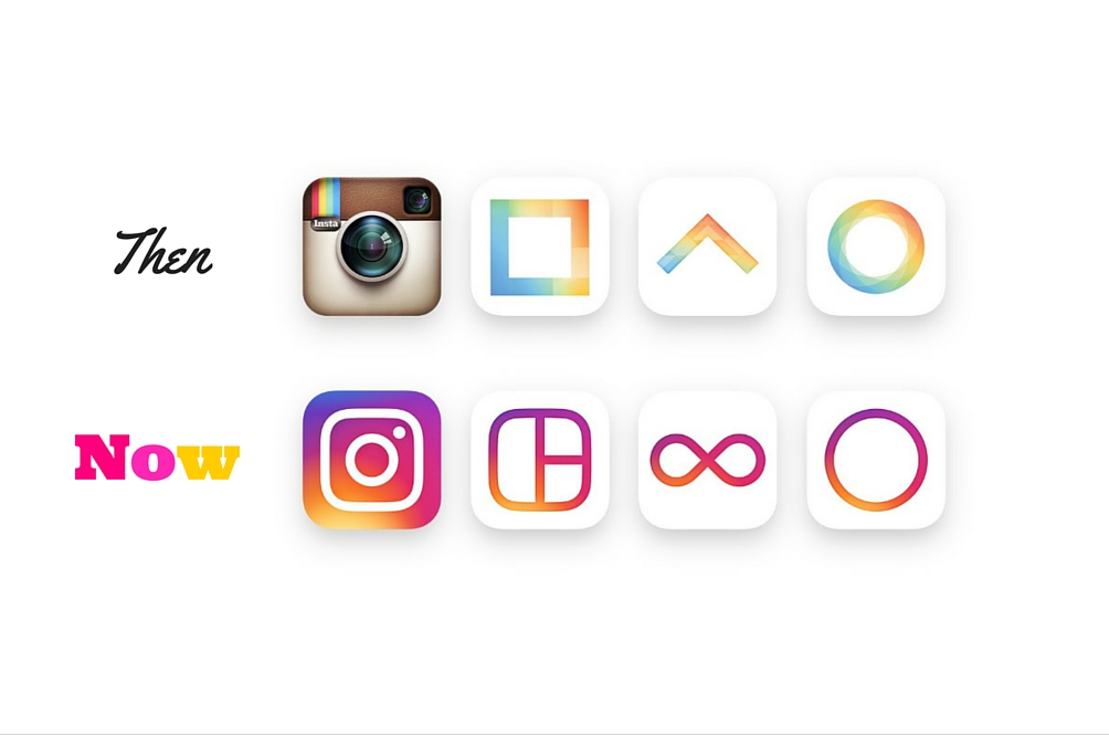 The Evolution of Instagram's Logo